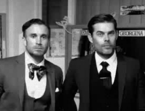 THE OVERTONES TO HEADLINE AT 'REMEMBERING AUDREY HEPBURN' EVENT